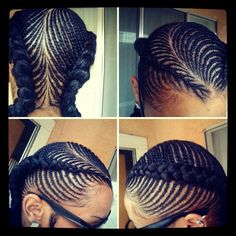 Amazing scalp braids - Home African Braids Hairstyles, Braided Hairstyles, Curly Hair Styles, Natural Hair Styles, Beautiful Braids, Amazing Braids, Braids For Black Hair, Girls Braids, Braid Styles