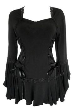 Dare To Wear Victorian Gothic Women's Plus Size Bolero Corset Top