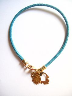 Hamsa Good luck and prosperity Turquoise and by Symbolinajewelry, $35.00