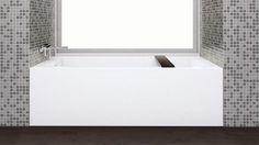 Wet Style BC 14 Bathtub Alcove, Bathtub Shower, Bath Tub, Grey Bathroom Tiles, Bathroom Fixtures, Plumbing Fixtures, Grey Bathrooms, Bathtubs For Sale, Wet Style