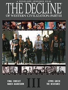 The Decline of Western Civilization: Part III - Penelope.: The Decline of Western Civilization: Part III - Penelope… Top Movies, Documentary Film, Prime Video, Screenwriting, Toy Story, Civilization, Itunes, Documentaries