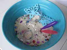 Sparke & Scoop Sensory Bin — Blog: Art Activities & Fun Crafts Project Ideas for Kids — FamilyEducation.com