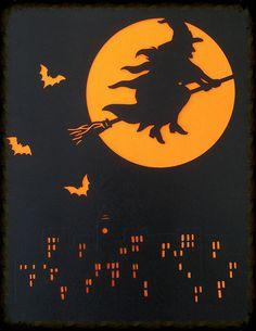 2013 Halloween Card