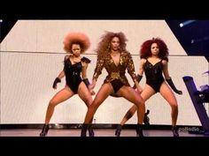 Beyonce Single Ladies Live Glastonbury 2011 - YouTube