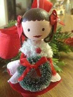 Mom's pin doll 2012