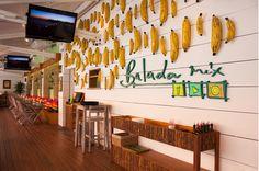 Dica de comida mais saudável no Rio: Balada Mix