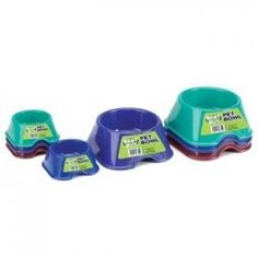 Ware Plastic Best Buy Small Pet Bowl, Medium $0.92