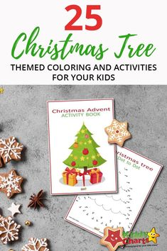 Your adorable kids are must be excited to decorate Christmas tree. Gift these Christmas tree themed colouring and activities to your kids and see how they get overwhelmed with joy. Check this!