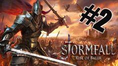 STORMFALL #2 - PLAY THE GAME - INCURSÃO
