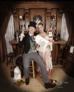It's a good ole time here at Silks Saloon. Stop on by if you want your smile to be as genuine as these folks! Calamity Jane, Good Ole, Photo Shoots, Your Smile, Folk, Graduation, Party Ideas, Couple Photos, Couples