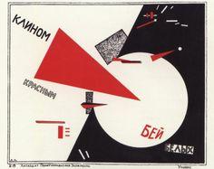 Constructivism (1917-1935) : Soviet Propaganda Posters (1920s)