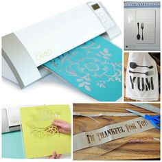 Enter for a chance to win a Silhouette CAMEO Machine from Consumer Crafts!
