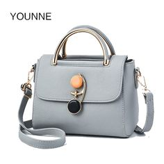 Feb Offer 15%-70% off. Click Image to Buy. YOUNNE Women MINI Bag Female Fashion Zipper Bags Lady Casual High Quality PU Leather Bag Women's Solid Color Small Shoulder Bag ~ View this trendy piece in details on  AliExpress.com. Just click the image #Handbags