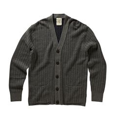 FOSSIL® Clothing Outerwear & Sweaters:Clothing Tavis Cardigan MC2643