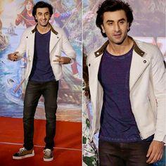 Ranveer Kapoor Reddish Maroon Suit Blazers Ranbir
