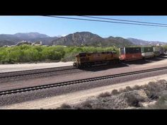 BNSF Manifest Races Union Pacific Intermodal at Cajon and Summit - 3/7/15