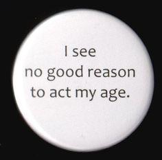 No good reason at all....