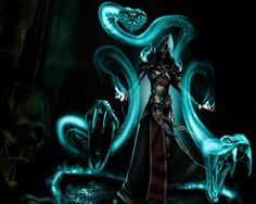 Takes your soul away illaoi leagueoflegends moba pephub a son of set fantasy wallpaper id 1062131 desktop nexus abstract voltagebd Image collections