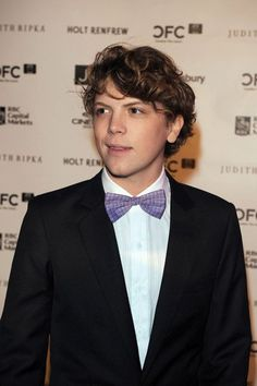 Michael Seater who plays James Gillies, archvillan and major nemesis of Detective Murdoch.
