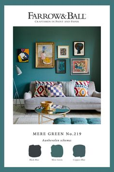 Living Room Inspiration, Color Inspiration, Colour Consultant, Interior Decorating, Interior Design, Farrow Ball, Wall Colors, Bento, Colorful Interiors
