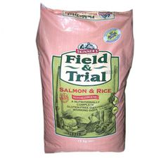 Field & Trial Salmon & Rice Hypoallergenic - Special Price £25.99