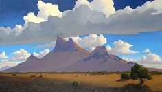 Doug West - To Cleave the Sky - Blue Rain Gallery / Santa Fe New Mexico
