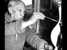 Pablo Picasso bio (video)
