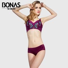 Underpants Women Brand BONAS Bragas Con Relleno Briefs Seamless Sexy Lace Braguitas Mujer Underwear Solid Color Ladies Panties *** You can get additional details at the image link. Lingerie Party, Women Brands, Briefs, Women Lingerie, Bikinis, Swimwear, Image Link, Underwear, Popular