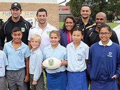 "More than 255,000 children have experienced Rugby League's ""Health and Wellbeing"" program as part of the 15th annual Community Carnival."