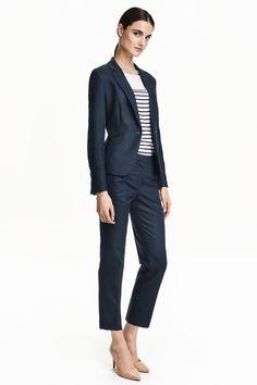 7e31ba69f Trousers in a linen blend H m Pantalon