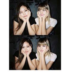 BLACKPINK Lisa & Jennie ❄️