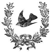 *The Graphics Fairy LLC*: Black and White Clip Art