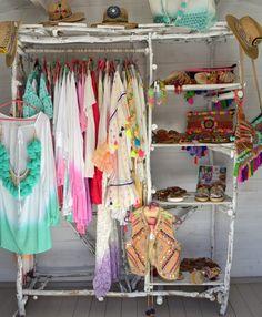 Featured Vestido flecos espalda sundress Ibiza boho chic