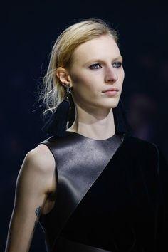 Lanvin Autumn/Winter 2015-16 Ready To Wear Paris Fashion Week #PFW #BestLooks