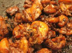 Thịt gà ram đậm đà đưa cơm - Món ngon - Món Kho Gà 1001 món ngon Nguyên liệu