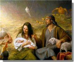 A Savior Is Born Joseph Brickey
