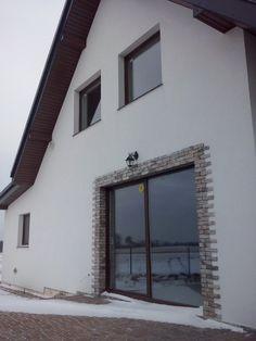 Projekt domu D03 z garażem