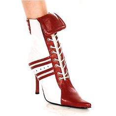 I once had a substitute and she totally was wearing these shoes.