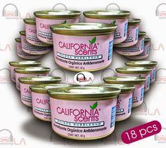 Sourcing-LA: California Scents Balboa Bubblegum Air Freshener B...