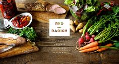 Red Radish - Branding by The Beauty Shop design studio located in Portland, Oregon.