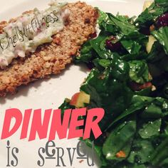 Almond crusted Tilapia! A great Fishy meal for those who don't like fish! 21 Day Fix Approved! http://chelsi4fitness.com/2016/08/favorite-fishy-meal/