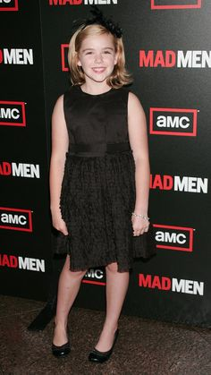 Kiernan Shipka - Premiere Of AMC's 'Mad Men' Season 3 - Arrivals