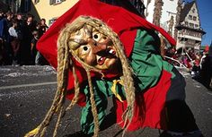 Large procession on the Monday of the Fasnacht carnival | Fly-EuroAirport.com