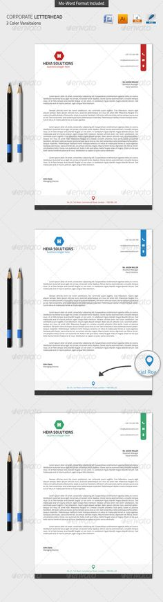 letterhead information examples - Google Search restaurant logo - free word letterhead template