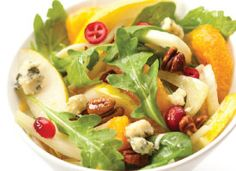 Fennel and Cranberry Salad