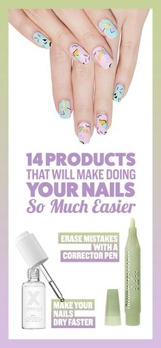 Cure your manicure woes.