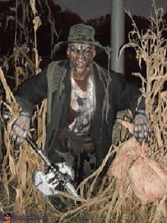 Jeepers Creepers Costume - Halloween Costume Contest
