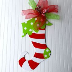 Hey, I found this really awesome Etsy listing at http://www.etsy.com/listing/170898832/christmas-stocking-door-hanger-christmas
