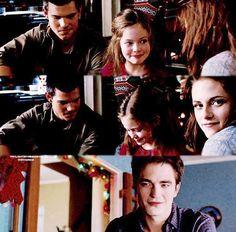 Twilight New Moon, Twilight Series, Twilight Movie, Jacob And Renesmee, Twilight Renesmee, Stephanie Meyers, Breaking Dawn Part 2, Twilight Photos, Movie Facts