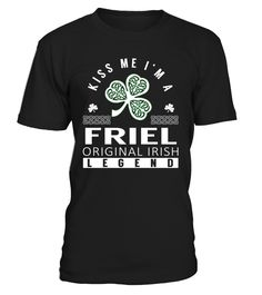 FRIEL Original Irish Legend